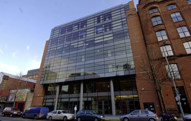 e71960c3b4dd Belfast office block becomes first in the north to receive international  digital certification