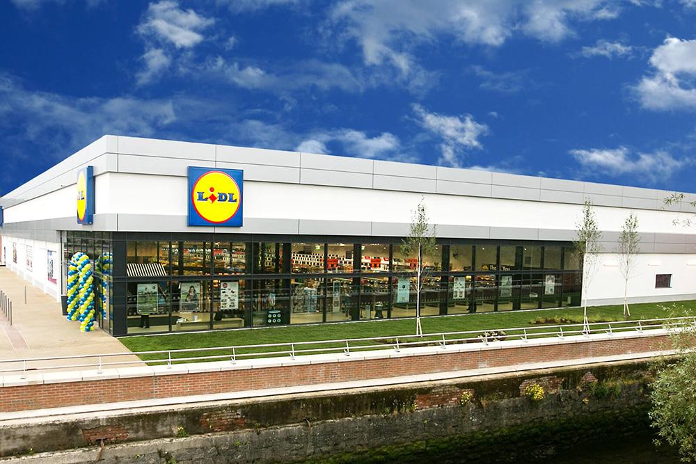 5f72f3b84e17 Lidl s Flagship store in East Belfast — Killultagh